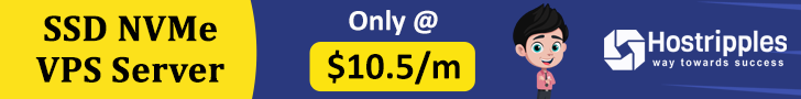 SSD NVMe VPS Hosting